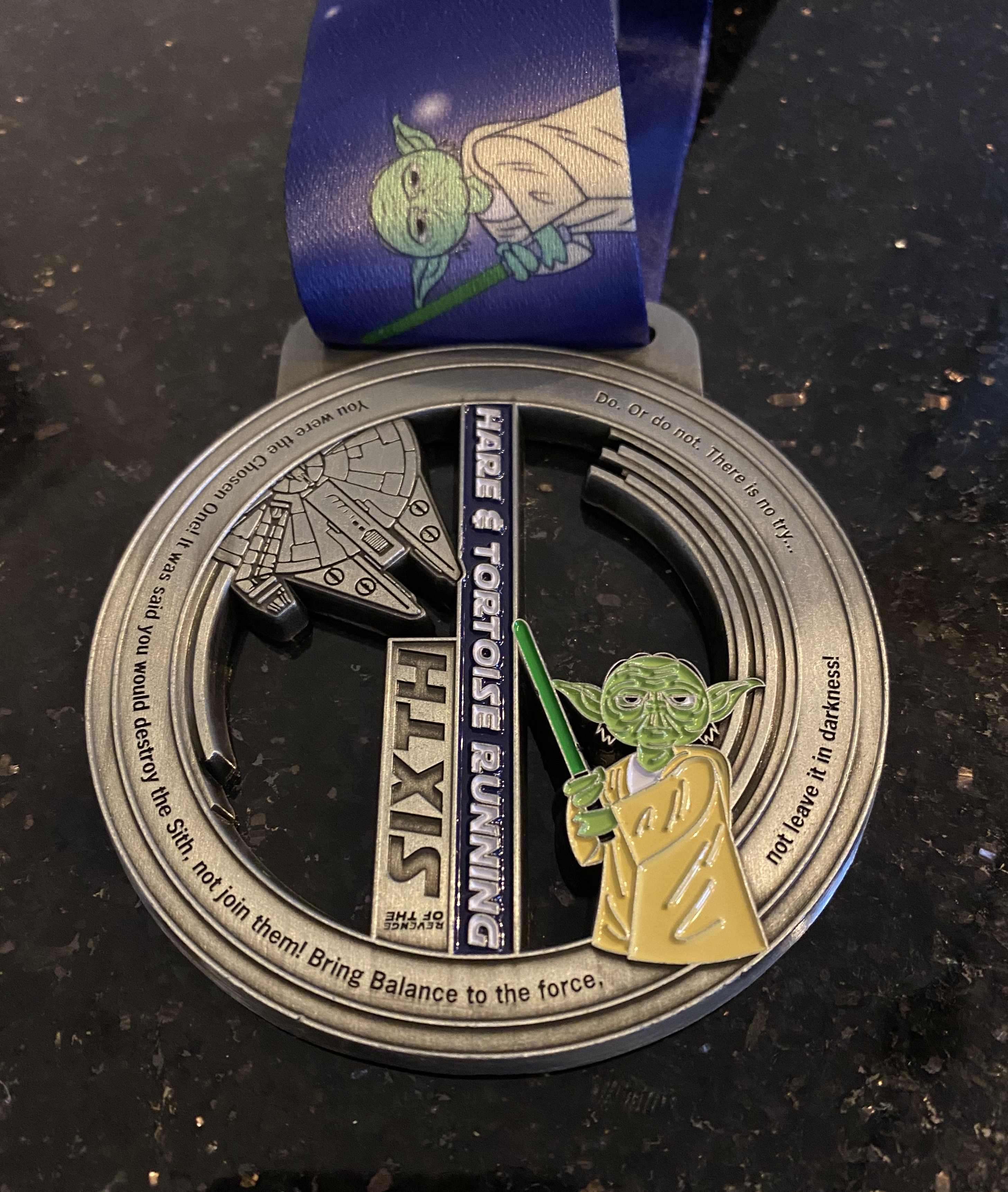 Revenge of the 6th Medal - VIRTUAL EVENT